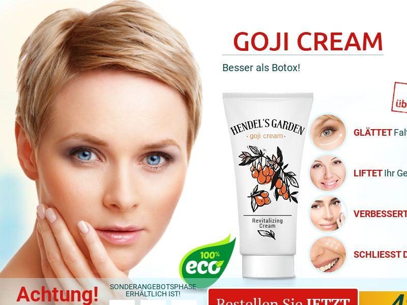 Goji cream - DE, AT