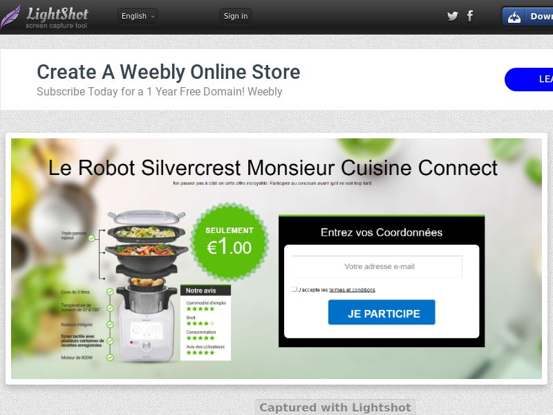 BundleShopping - Silvercrest MR Cuisine (FR, BE) (Trial) (Personal Approval)