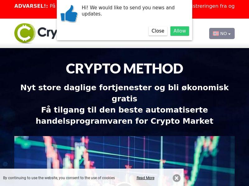 Cryptomethod pro Norwegian 2156