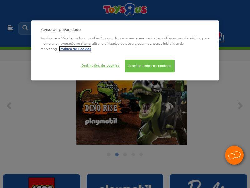 ToysRus - ES (ES), [CPS]