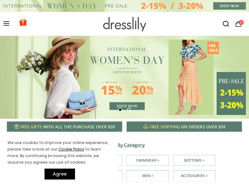Dresslily.com CPS Worldwide