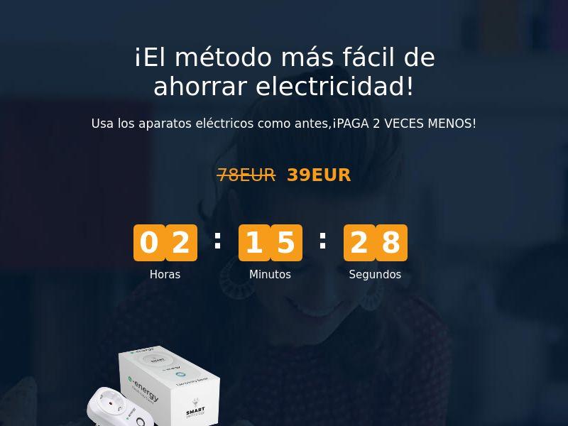 E-Energy ES - energy saving device