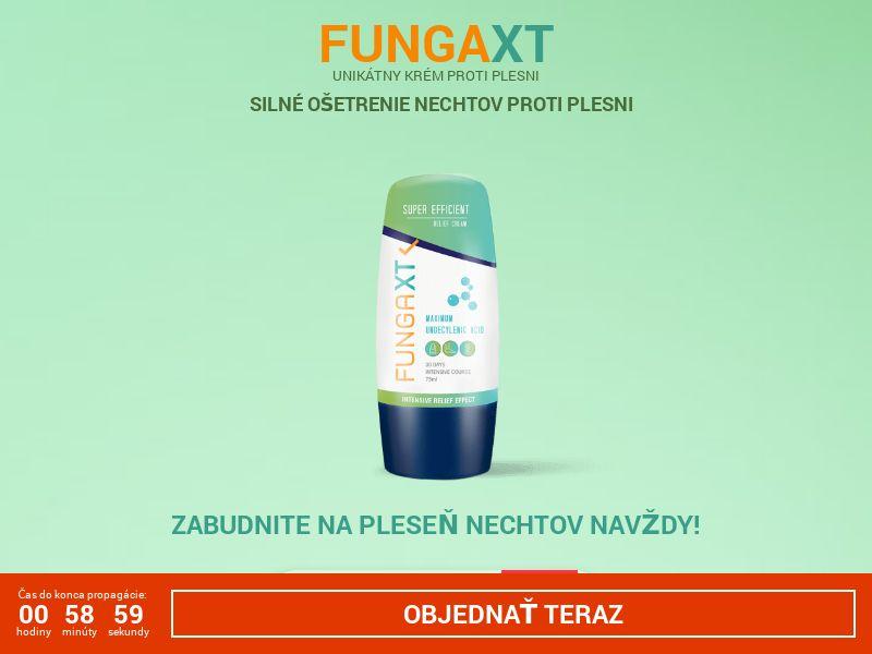 FungaXT SK - antifungal solution