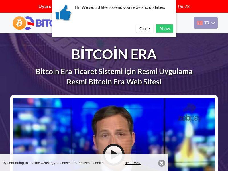 The Bitcoin Era Pro Turkish 3994