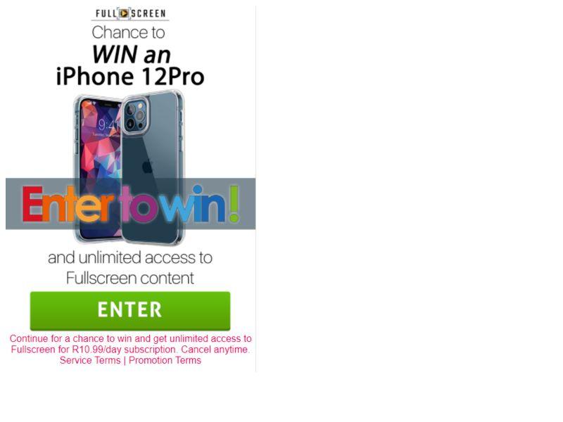 iPhone 12 Pro Vodacom