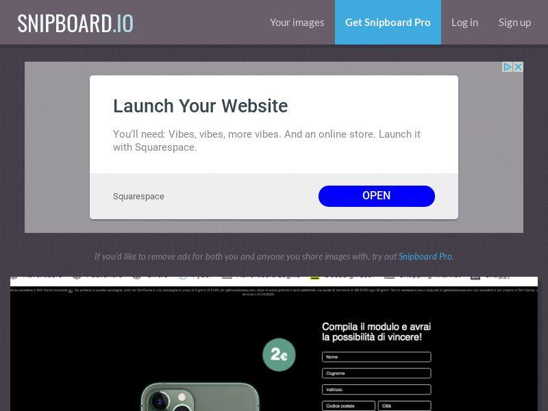 BigEntry - iPhone 11 Pro v1 IT - CC Submit