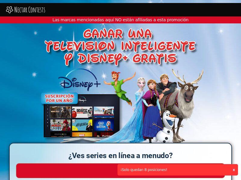 Disney Channel + TV - ES (ES), [CPL]