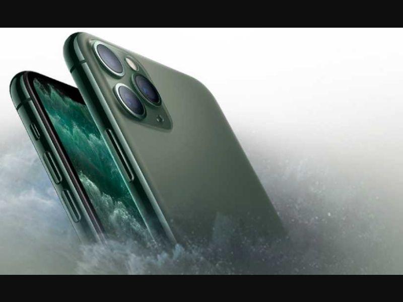 iPhone 11 Pro Amazon - CC Submit - UK