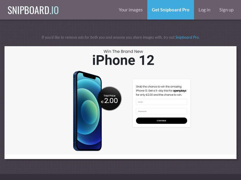 39327 - SE - FI - NO - DK - CH - BE - NL - CorePlays - iPhone 12 (LP2) SE, FI, NO, DK, CH, BE, NL - CC submit