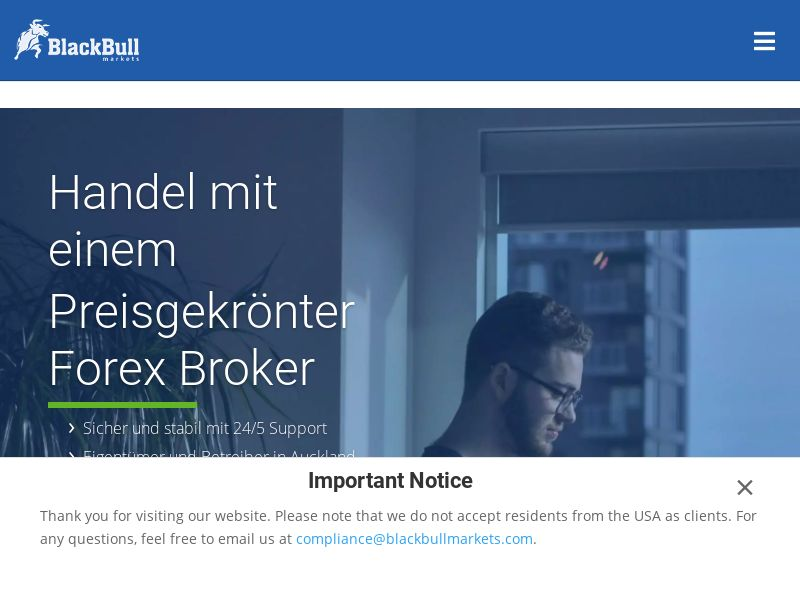 Forex (Qualified Trader) - CPA - (Germany)