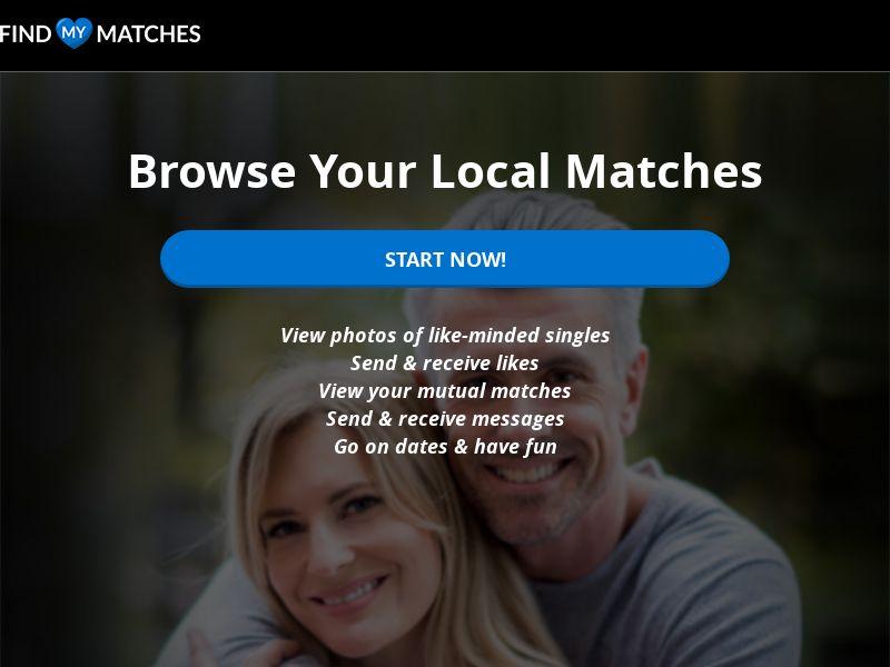 FindMyMatches - US 40+ - Push - Desktop