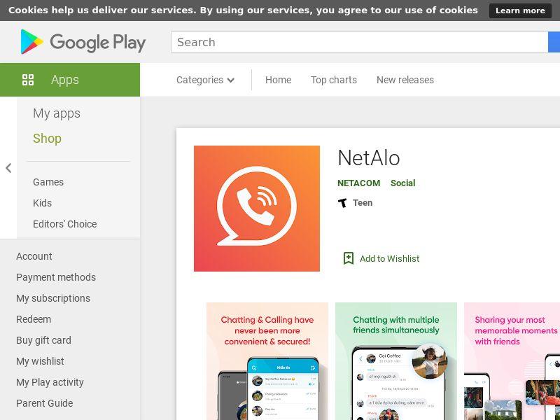 NetAlo Android CPE - VN