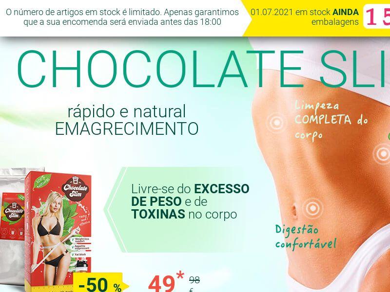 Chocolate Slim - PT