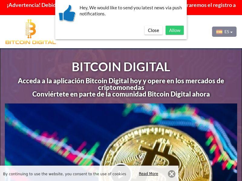Bitcoin Digital Spanish 4070