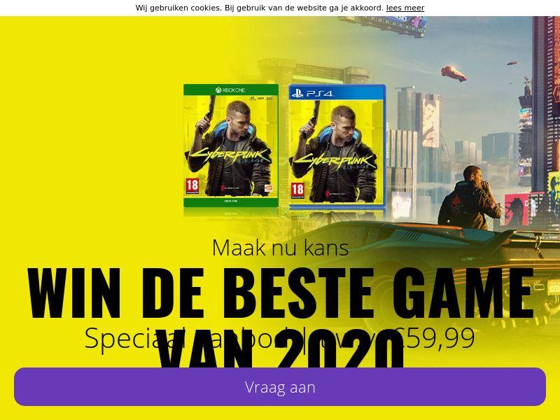 Cyberpunk 2077 - NL - SS