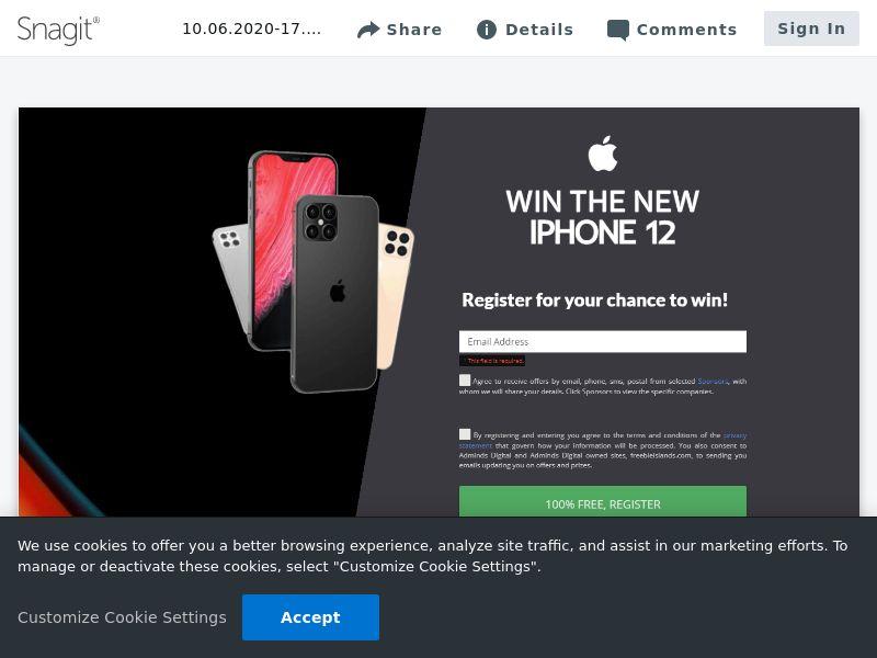 iPhone 12 [SOI] | AU