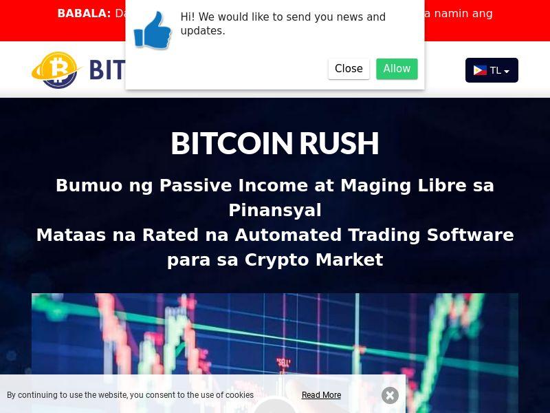 Bitcoin Rush Filipino 2120