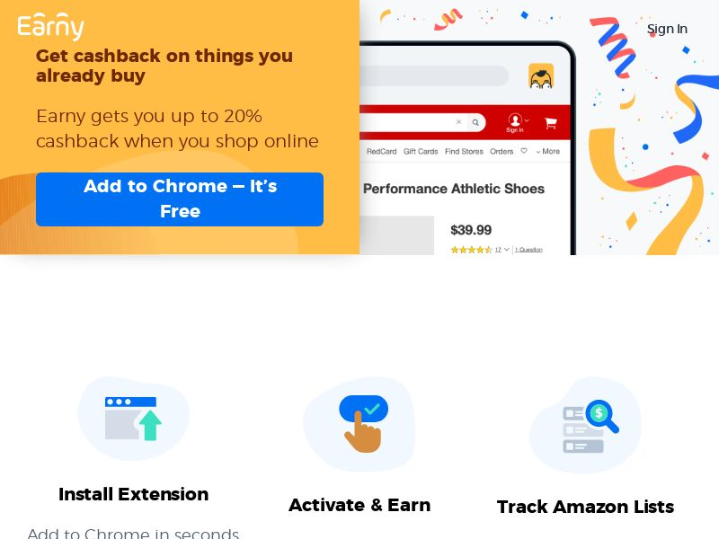 Earny.com CPI (Chrome Desktop Only) - US