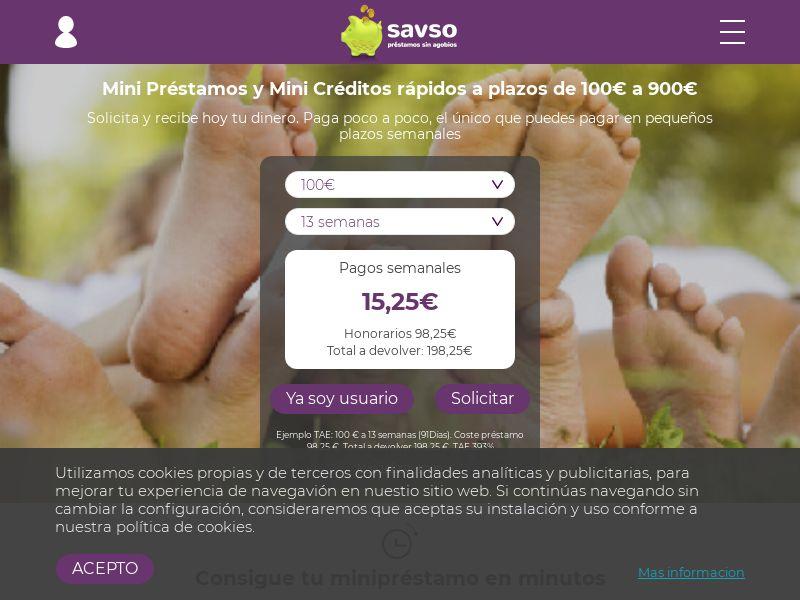 savso (savso.es)