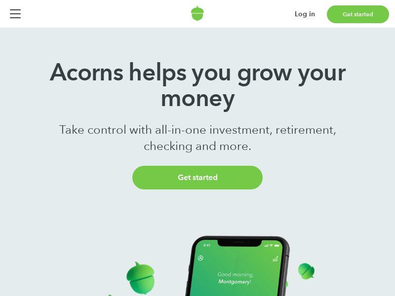 Acorns Invest