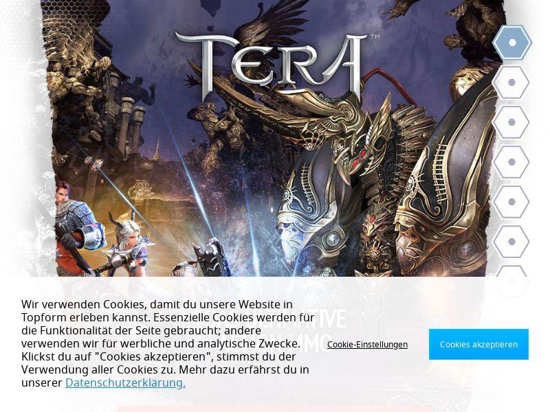 Tera - SOI - DE/FI/NL/NO/SE