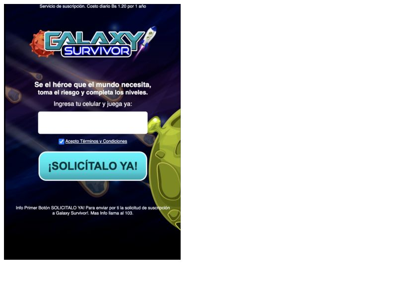Galaxy Survivor Viva