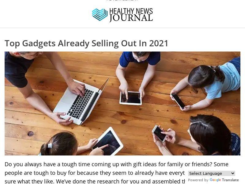 Cool Gadgets 2021