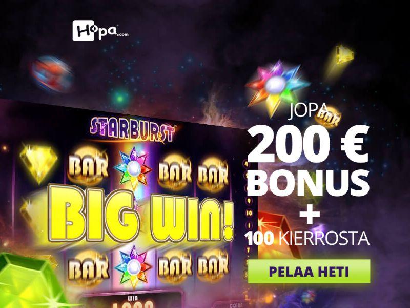 Hopa Casino CPA NO