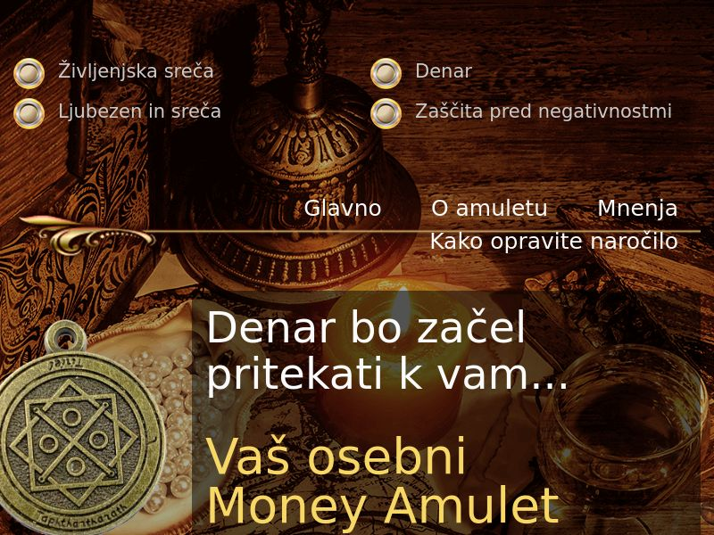 MoneyAmulet SI