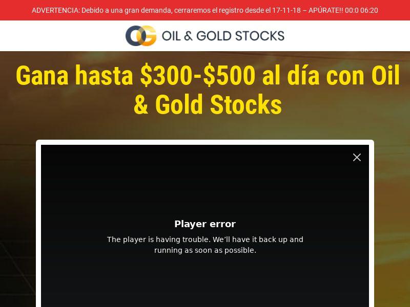 Oil Gold Stocks - LATAM