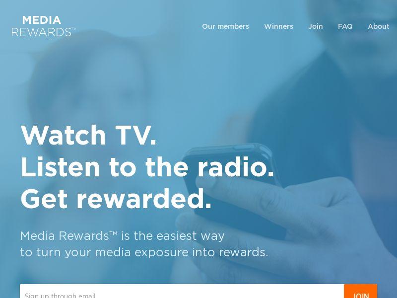 Media Rewards Mobile [US]