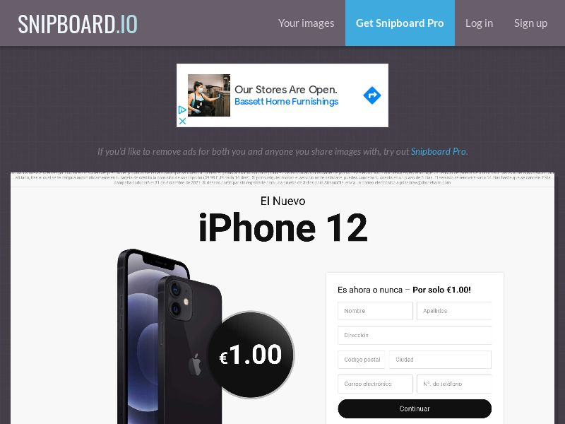 40857 - ES - CreditSupport - iPhone 12 Pro - White - CC submit