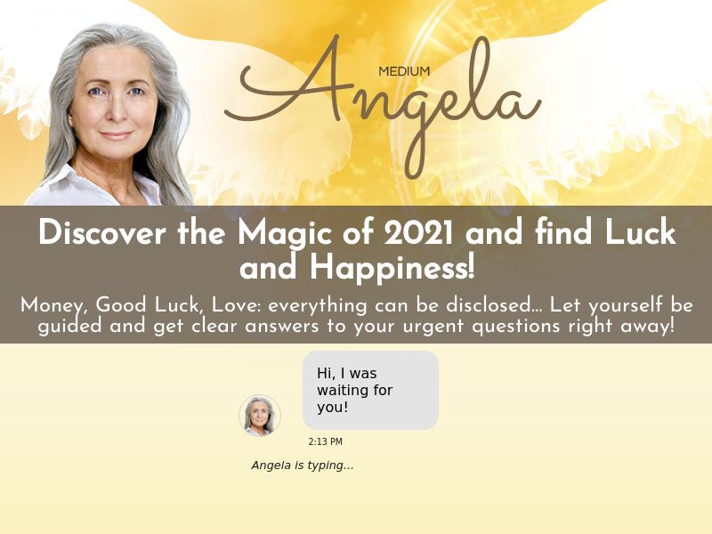 Angela Psychic [US] (Email Only) - CPL