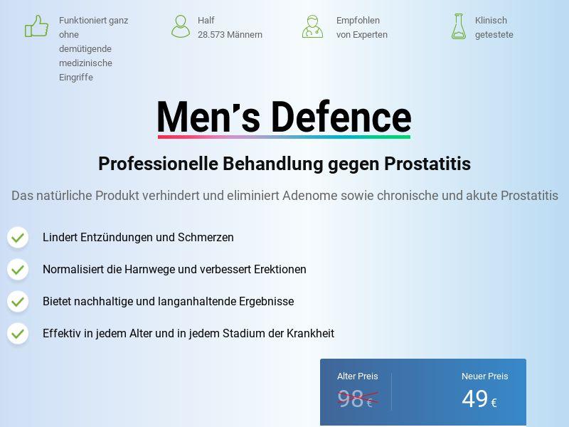 Men's Defence - DE, AT