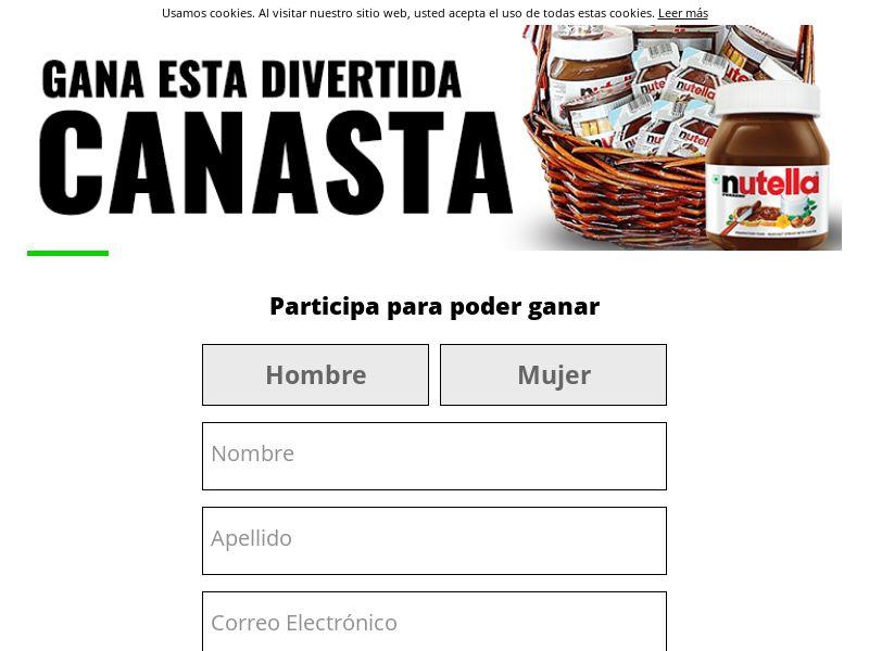 (13222) [WEB+WAP] Nutella - ES - CPL