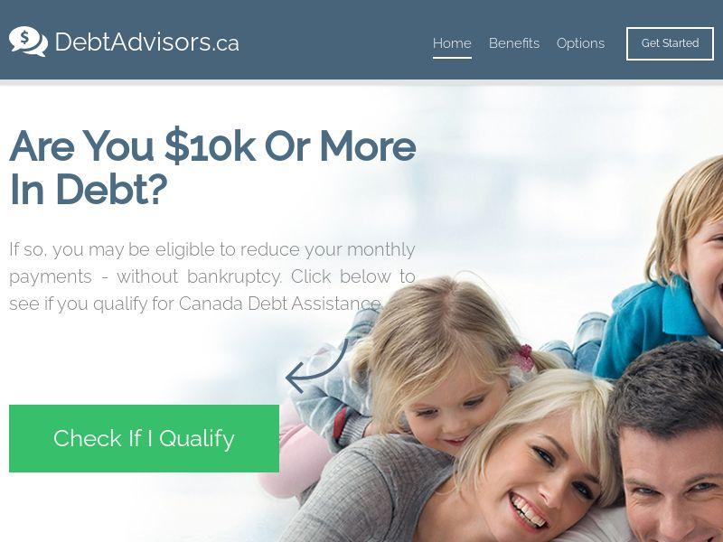 Canada Debt Advisors