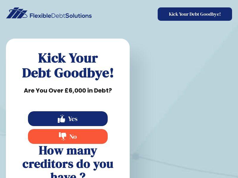 Debt - Long Form Lander - D3 - Email - New Nov 2020- UK