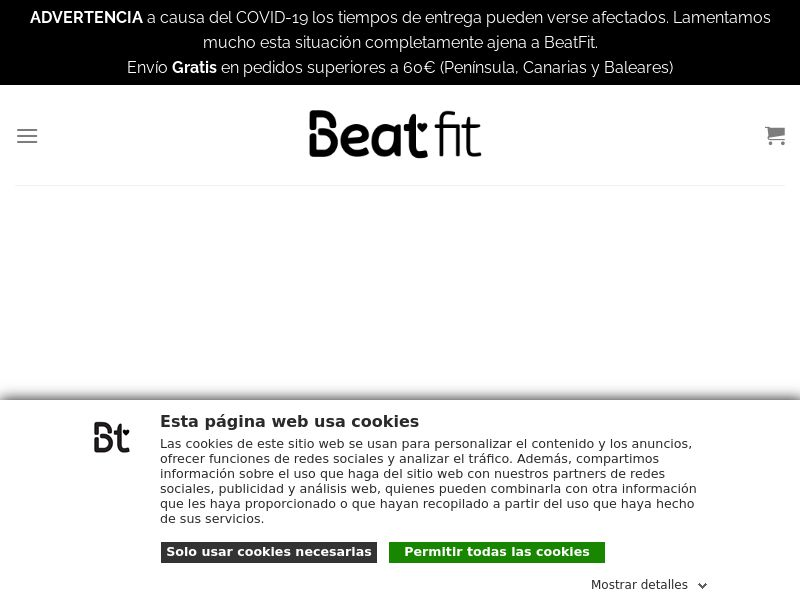 Beatfit - ES (ES), [CPS], Fashion, Clothes, Accessories and additions, Accessories, Sport & Hobby, Sell, shop, gift