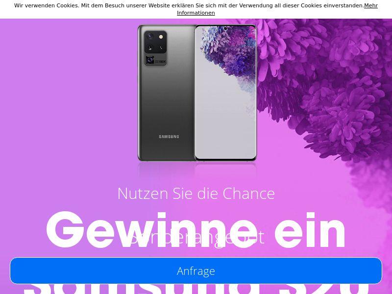 GreenFlamingo - Samsung S20 - DE (DE), [CPL]