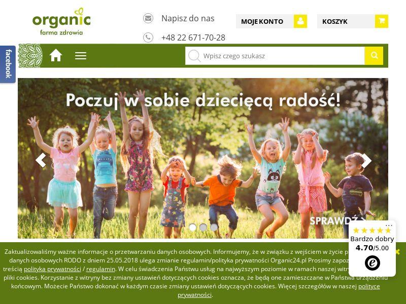 Organic Farma Zdrowia (PL), [CPS]
