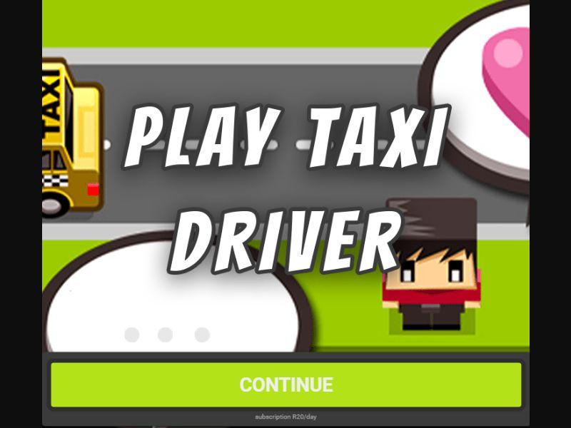 Taxi Driver (ZA)
