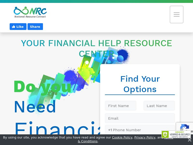EXCLUSIVE - NationalResourceConnect - FirstPage