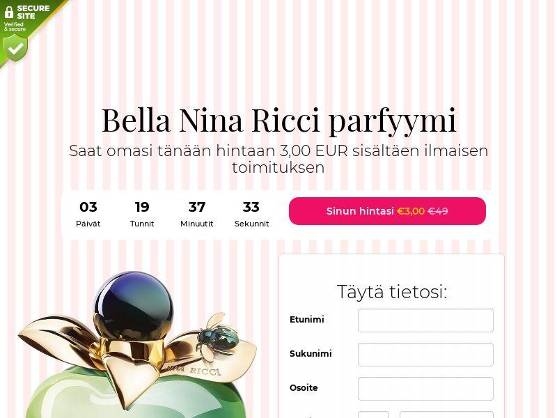 Bella Nina Ricci Perfume - FI