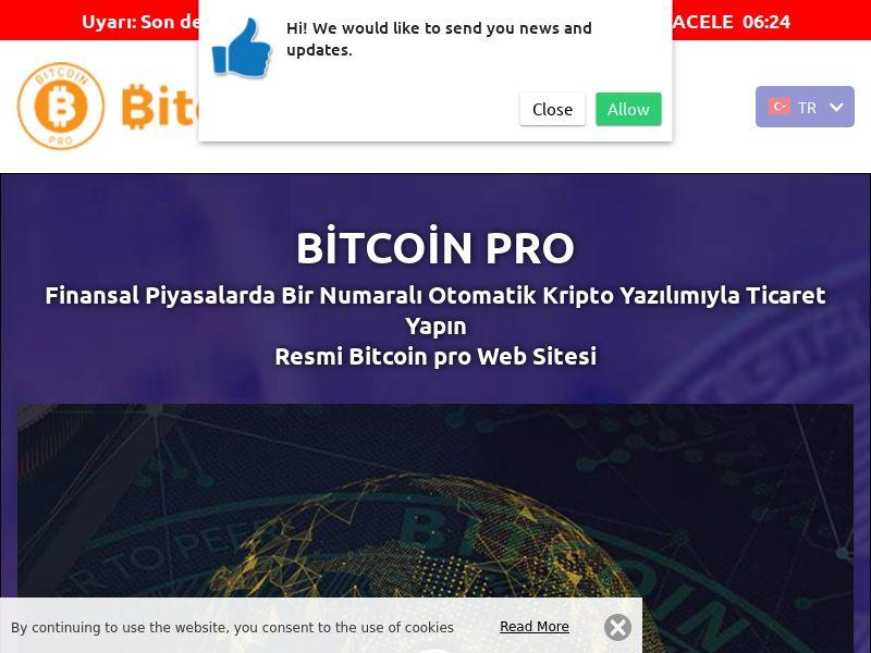 Bitcoin pro Turkish 2303