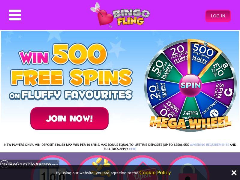 Bingo Fling - CPA [UK]