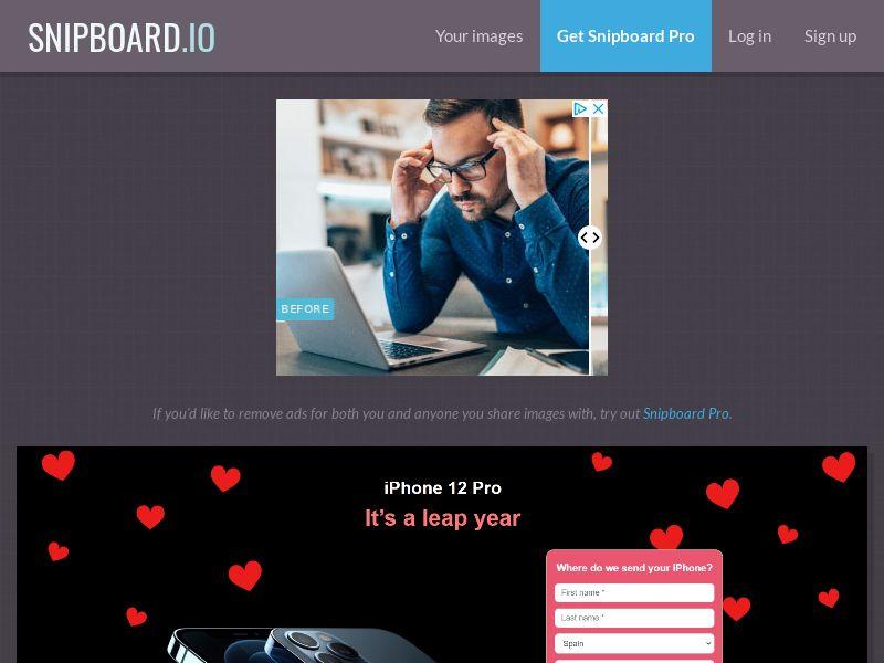 40013 - AT - CH - OrangeViral - B - iPhone 12 Pro - St.Valentine - CC submit - AT/CH