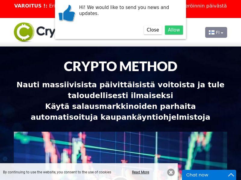 Cryptomethod pro Finnish 2152
