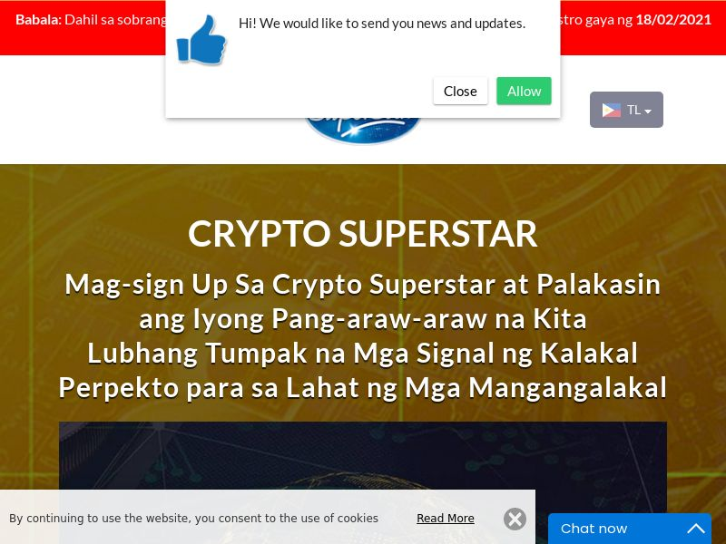 Crypto Superstar Filipino 2128