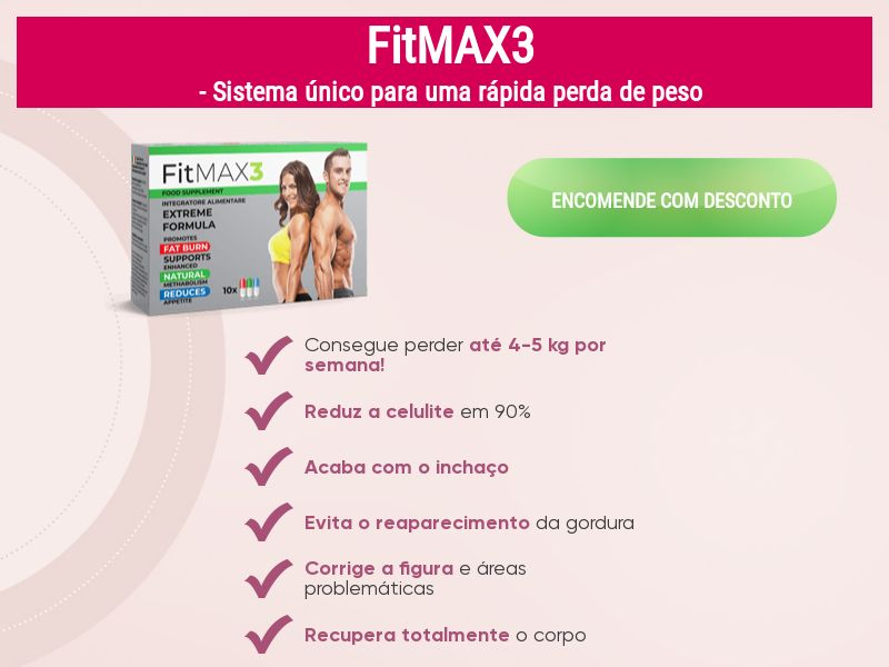 FitMAX3 - COD - [PT]