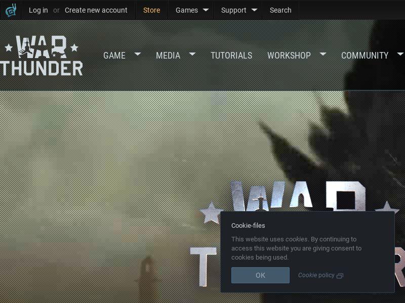 War Thunder WW